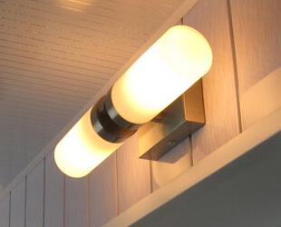 Электромонтажные работы - установка светильников