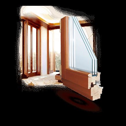 Двери и окна из дерева